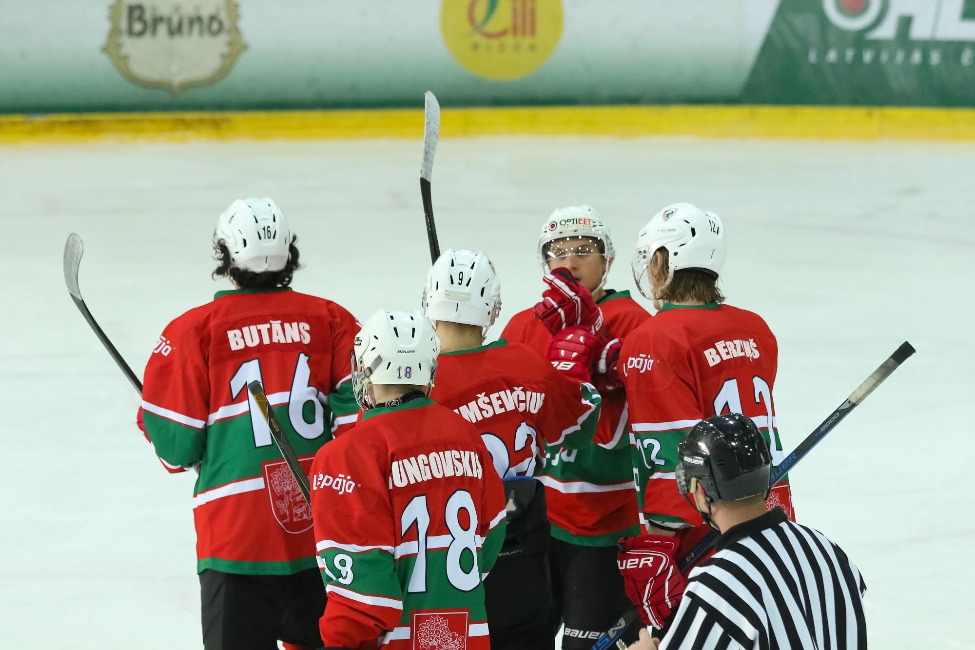Jaunajiem hokejistiem ceturtā uzvara pēc kārtas