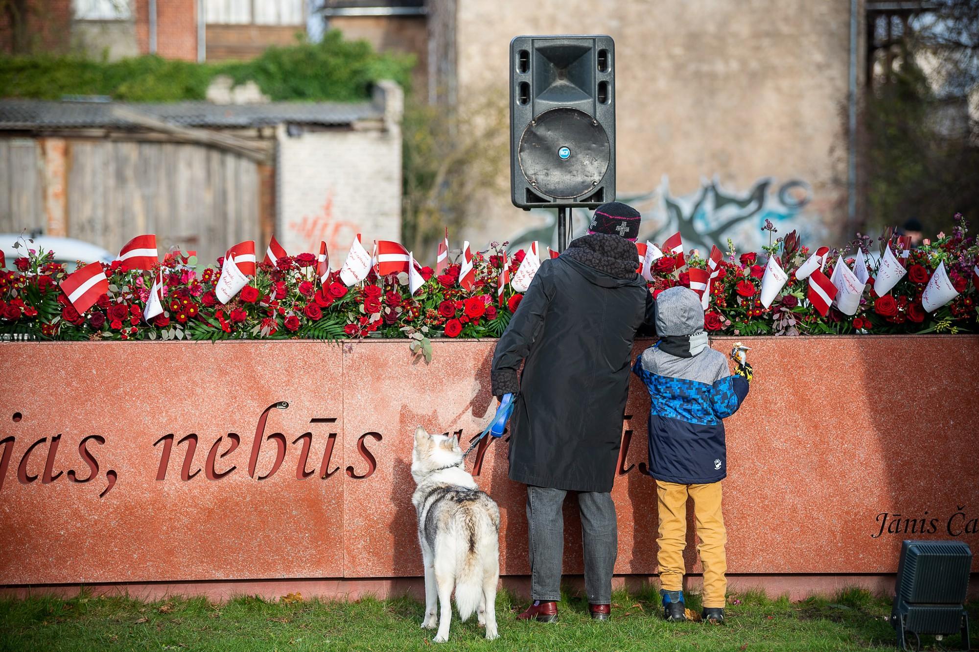 Kā valsts svētkus atzīmēs Liepājā?
