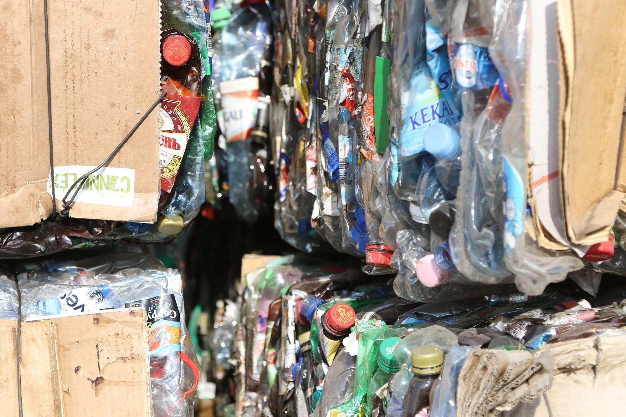 Kāds ir šķiroto atkritumu tālākais ceļš?