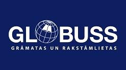"""OKTOBRA piedāvājumi grāmatnīcā """"GLOBUSS"""""""