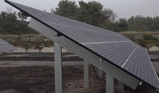 Liepājas notekūdeņus daļēji attīra ar saules enerģiju