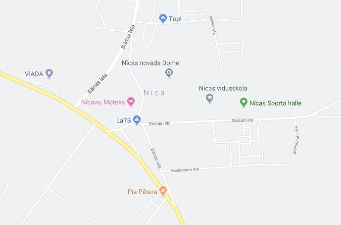 Nīcas novada iedzīvotāji pašvaldību labprātāk pievienotu Rucavas novadam