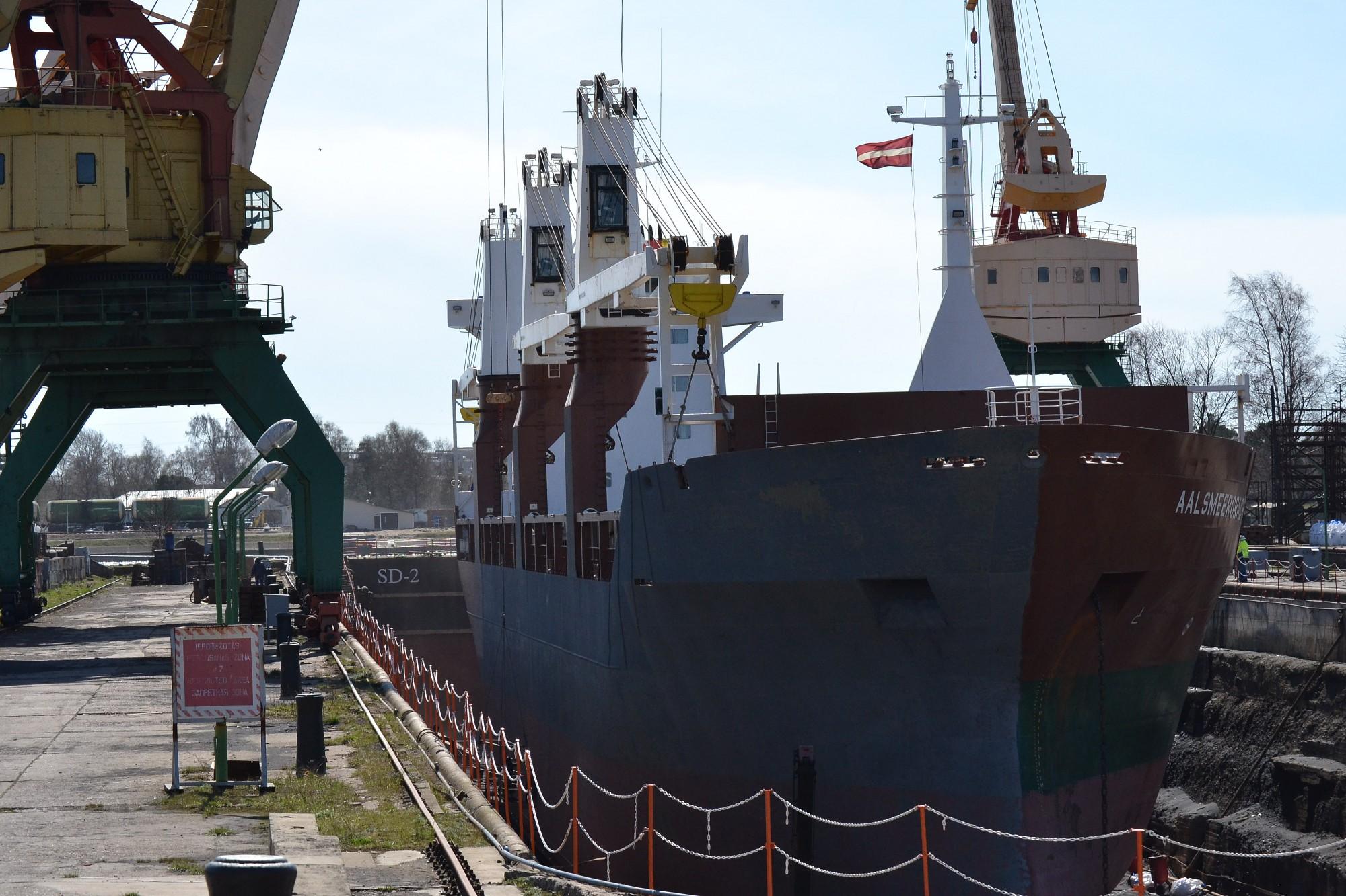 """Noslēgts """"Tosmares kuģubūvētavas"""" pirkuma līgums"""