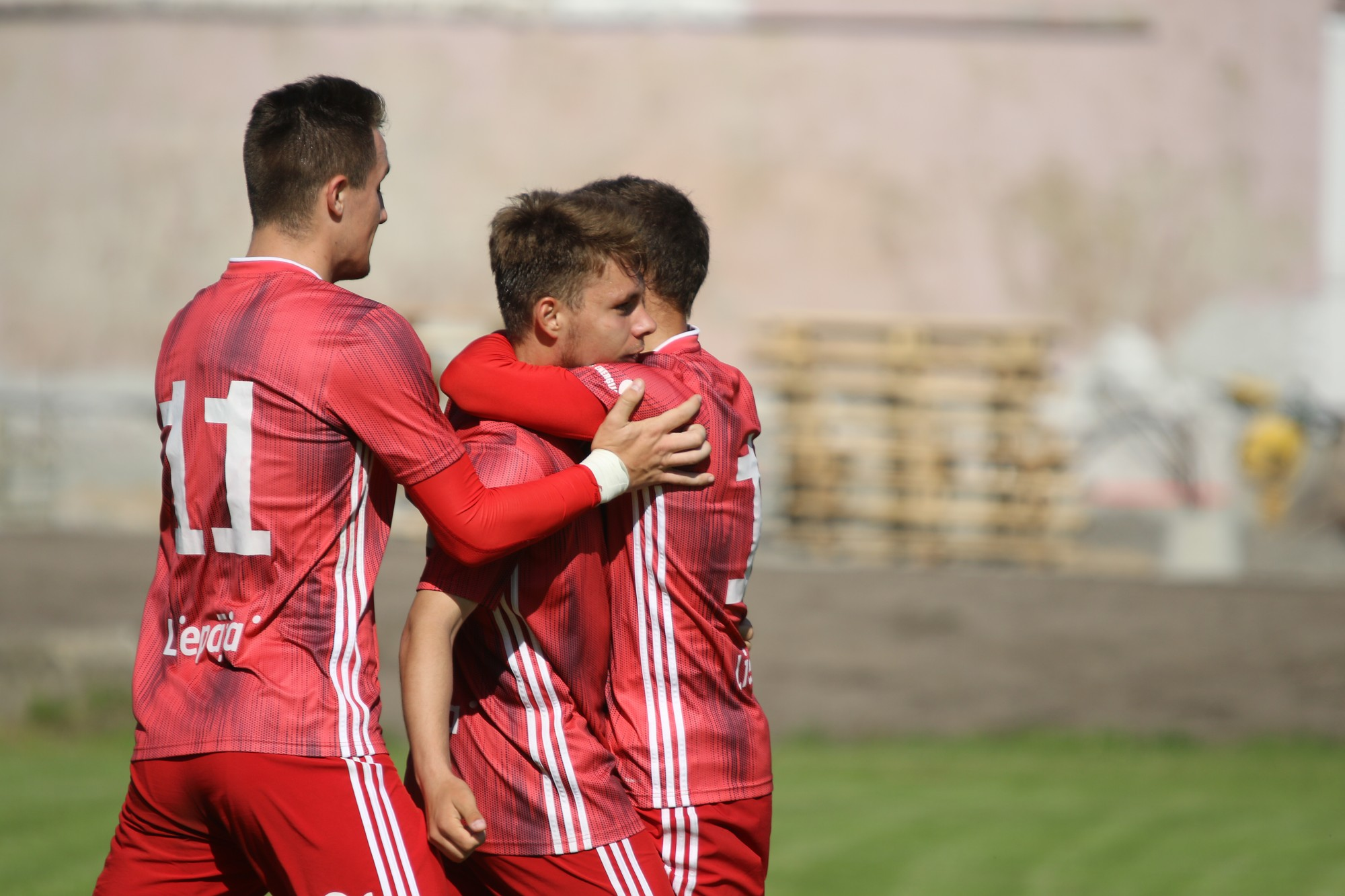 """""""Liepāja 2"""" futbolisti uzvar """"Jelgavu 2"""" un atgriežas kopvērtējuma 1.vietā"""