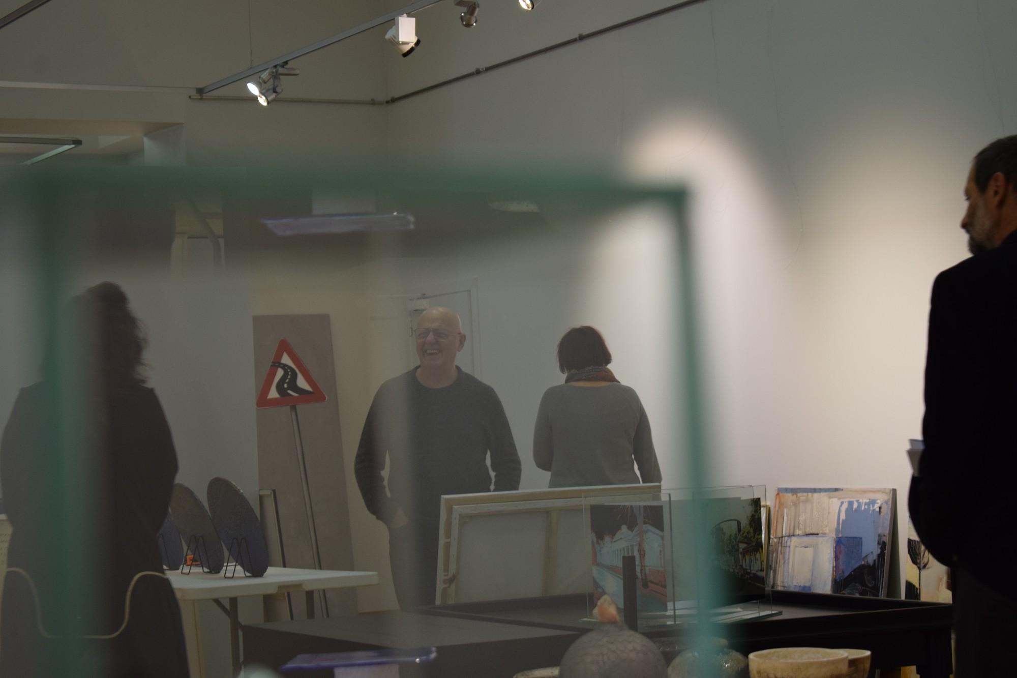 Atlases komisija izvēlējusies darbus Liepājas vizuālās mākslas izstādei