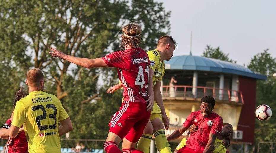 Liepājas futbolisti saņem izsaukumus arī uz jauniešu izlasēm