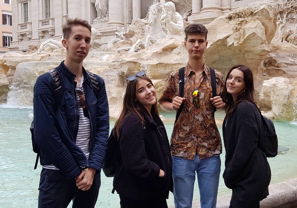 Liepājas skolēni triumfē starptautiskā īsfilmu festivālā Itālijā