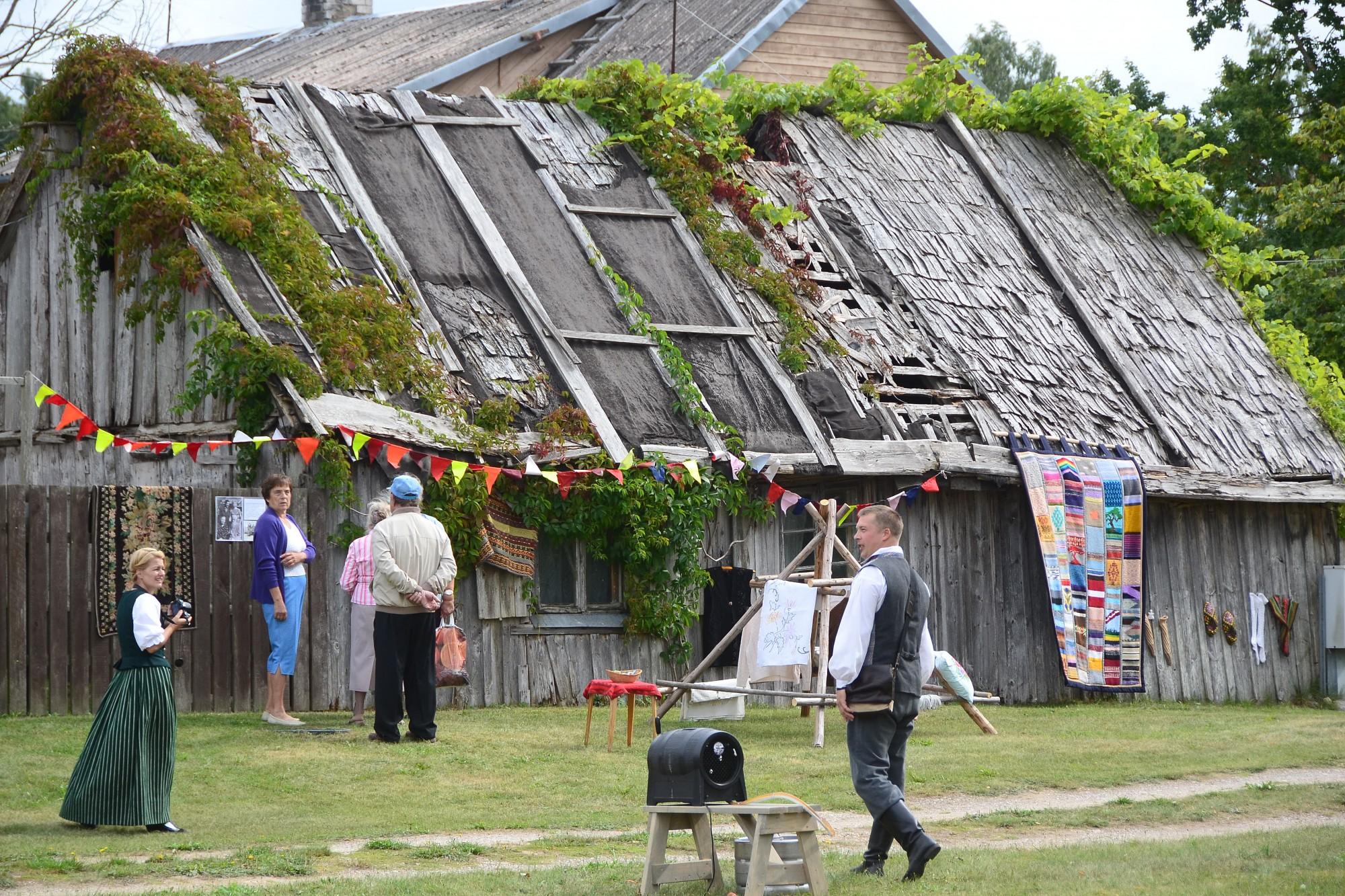 Pāvilostas vecās zvejnieku mājas vietā nākotnē būs jauna