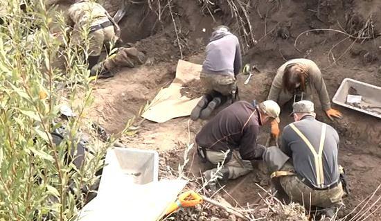 Kurzemes mežos meklē karā kritušo karavīru mirstīgās atliekas