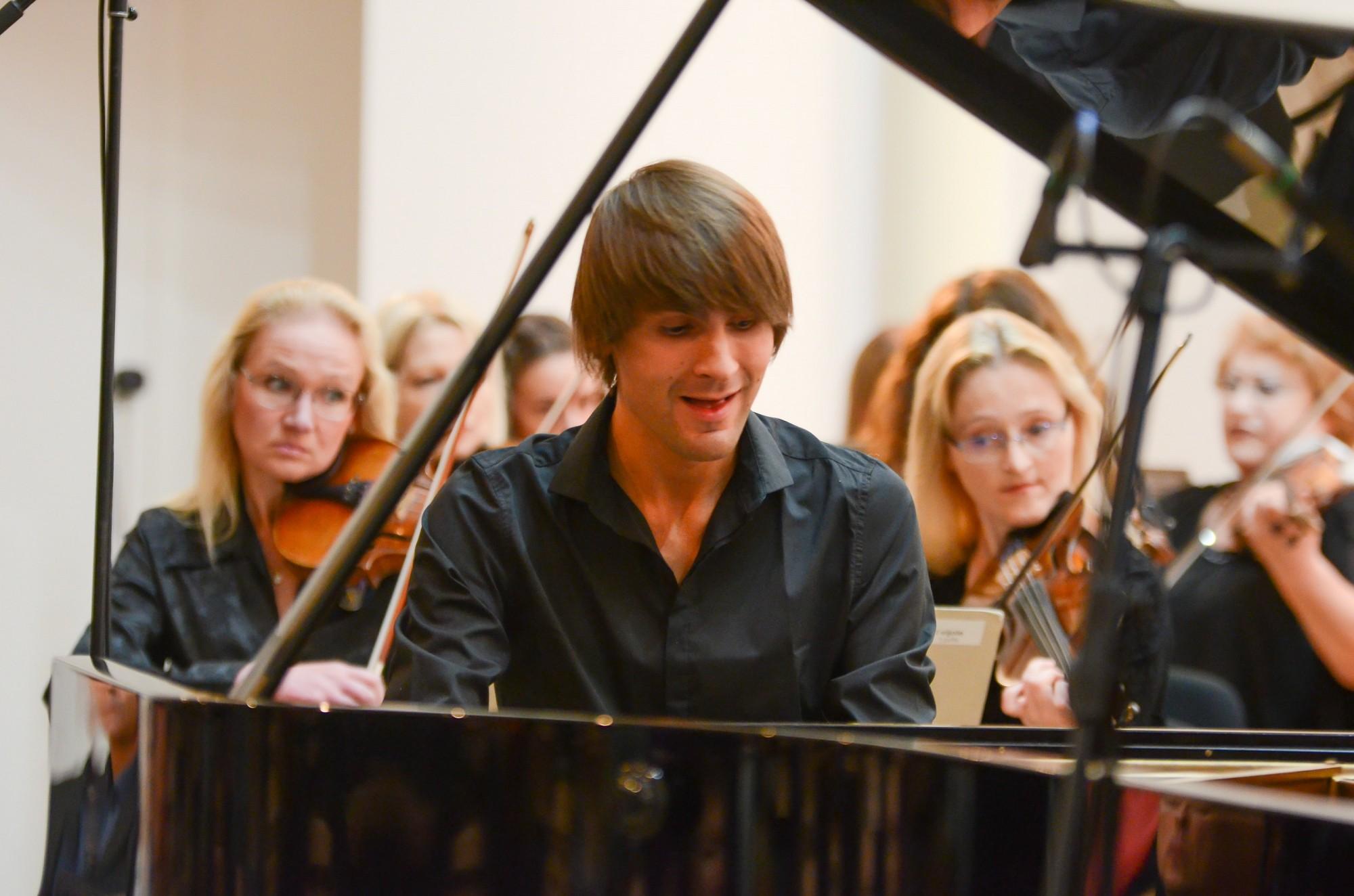 Kur aiziet: Pasaules pirmatskaņojums un grandiozi klavierkoncerti