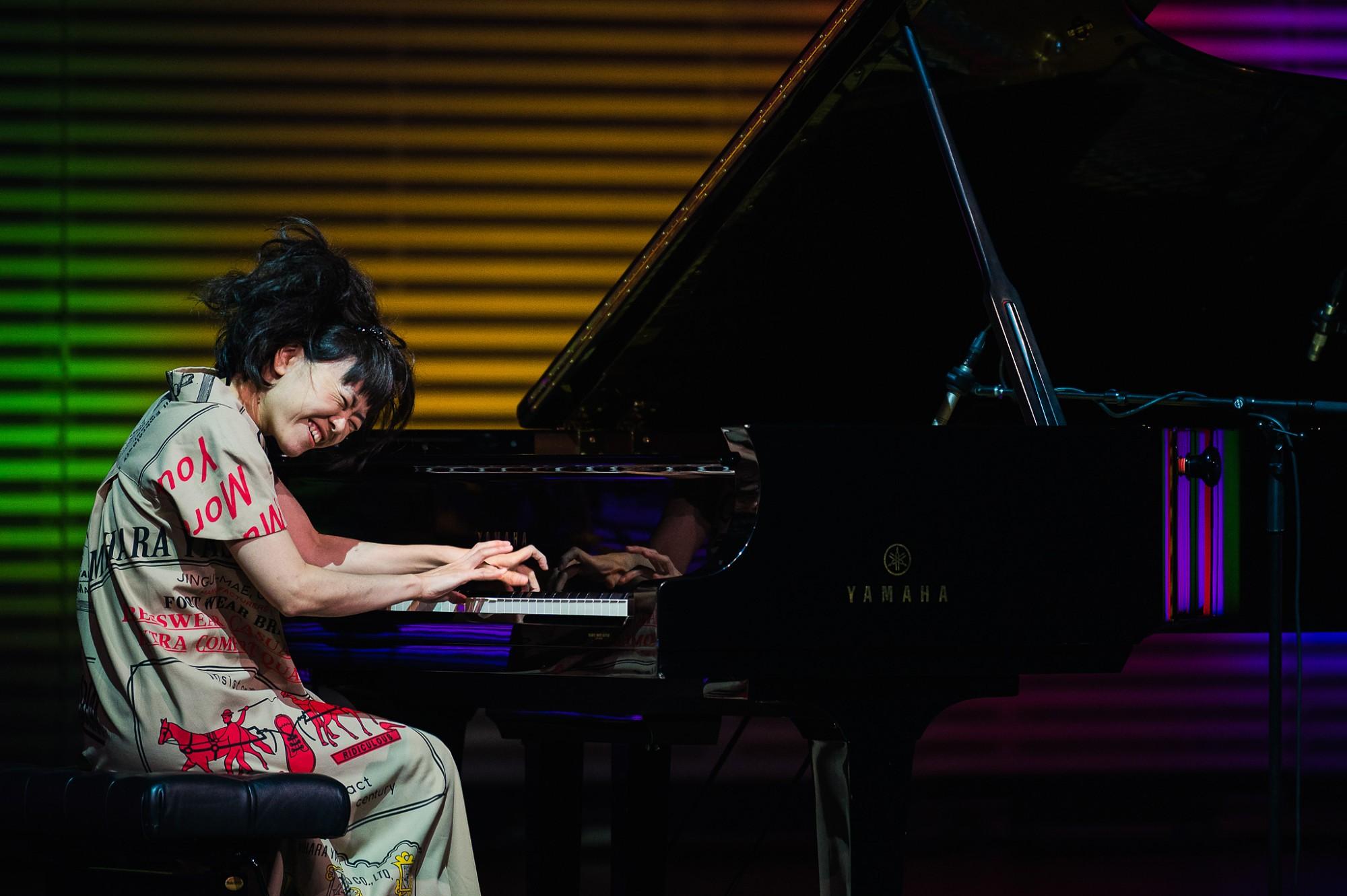 Liepājā izskan japāņu superzvaigznes Hiromi koncerts