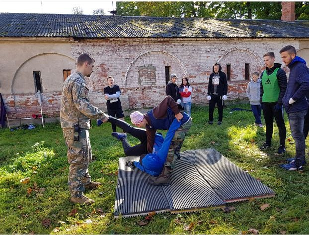 Priekules novada jaunieši piedalīsies patriotiski militārā spēlē, izdzīvojot Bermontiādes notikumus