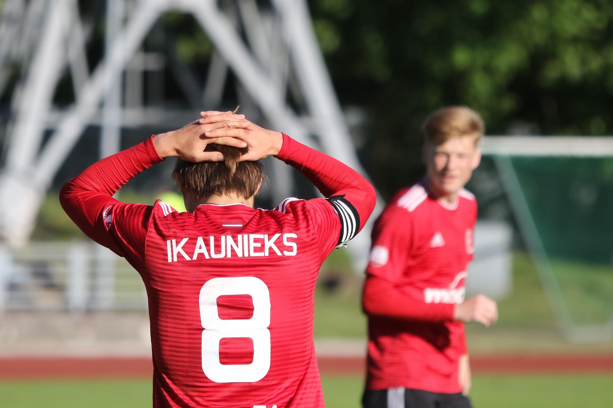"""Latvijas futbola izlasē četri spēlētāji no """"Liepājas"""""""