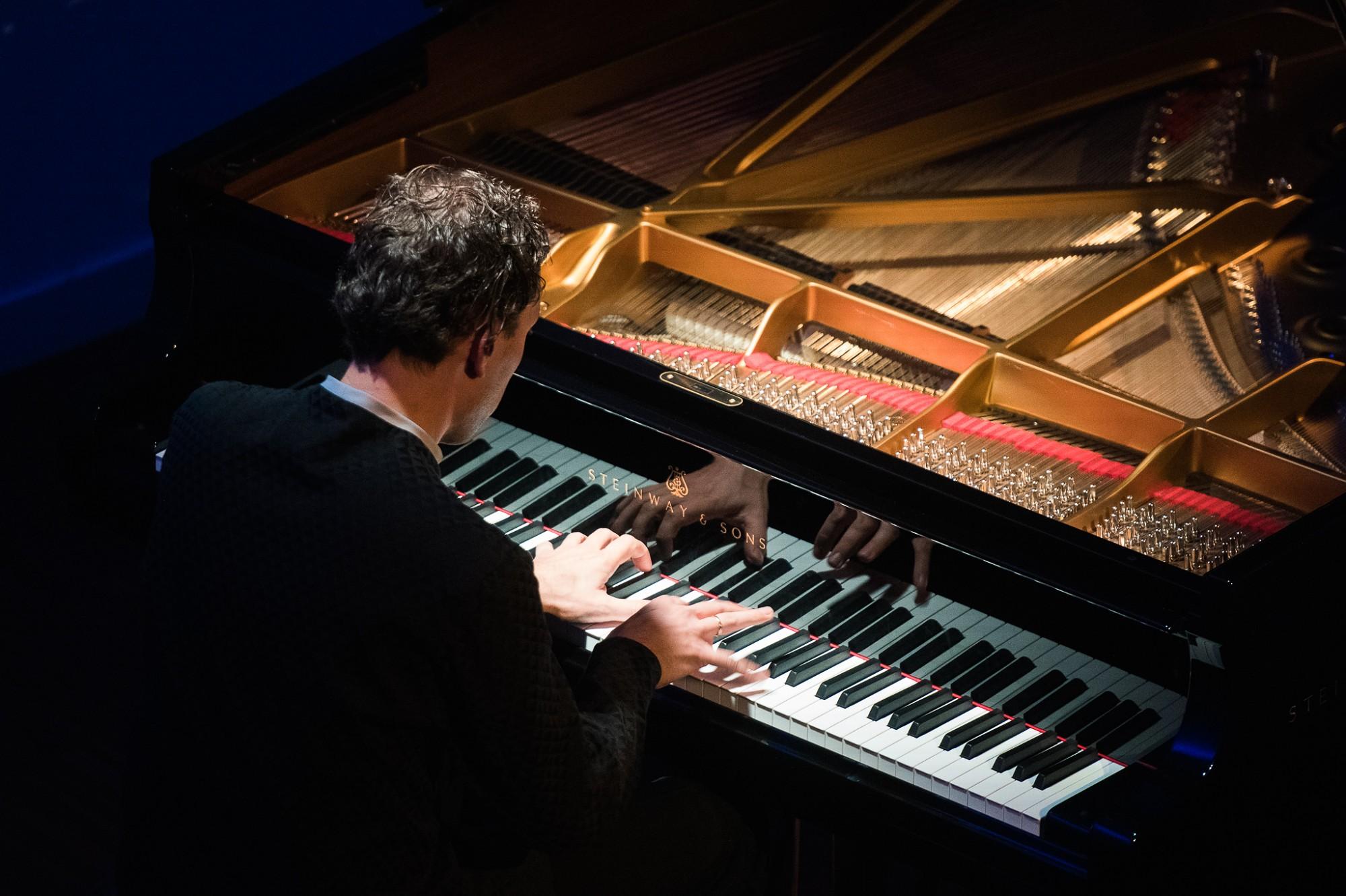 Aicina uz talantīgā pianista Reiņa Zariņa meistarklasēm