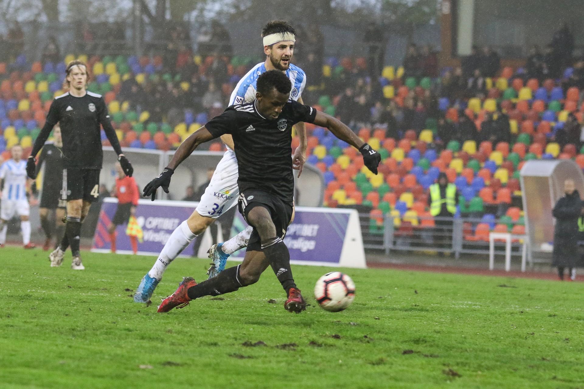 """FK """"Liepāja"""": 3–4 nigērieši būs optimāls skaits"""