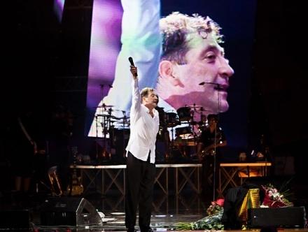 Melnajā sarakstā iekļauts Grigorijs Ļepss. Biļešu tirdzniecība uz Liepājas koncertu apturēta