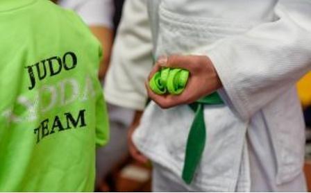 Starptautiskā džudo turnīrā liepājnieki izcīna uzvaras