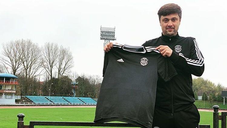 """""""Liepāja"""" laikus atrod nākamās sezonas treneri, vienojoties ar Andreju Kaļiņinu"""