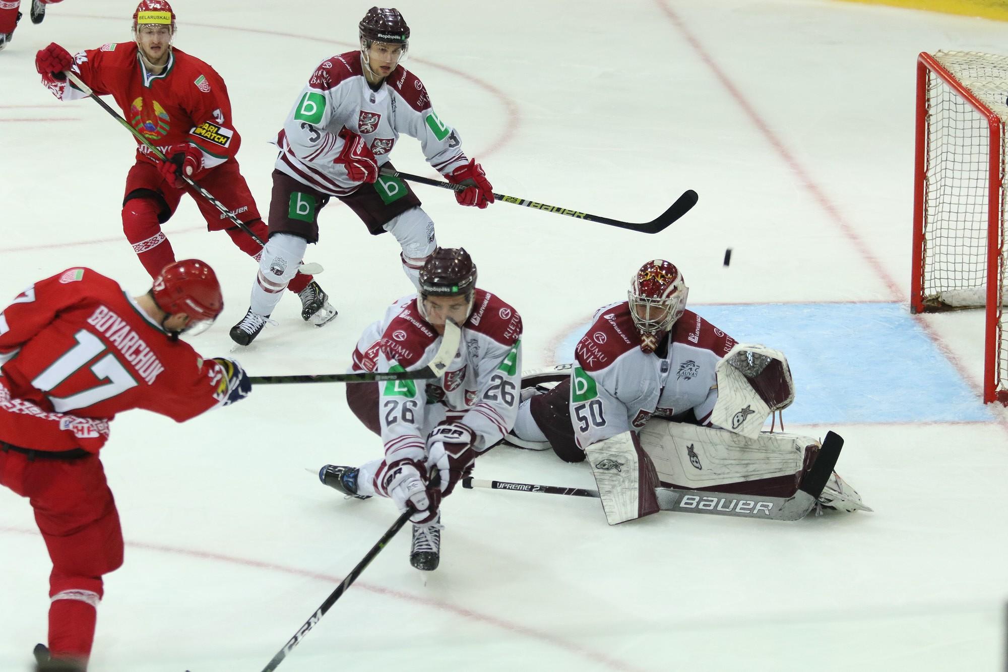 Latvijas izlase Četru nāciju turnīrā Liepājā izcīna otro vietu