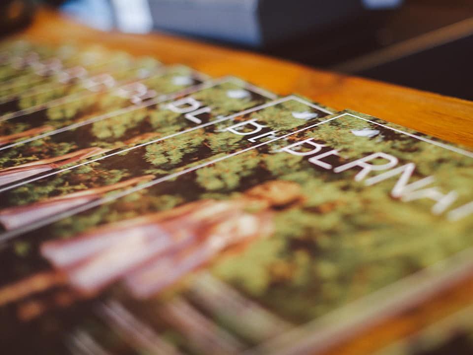 Bernātu ciems laidis klajā savu žurnālu