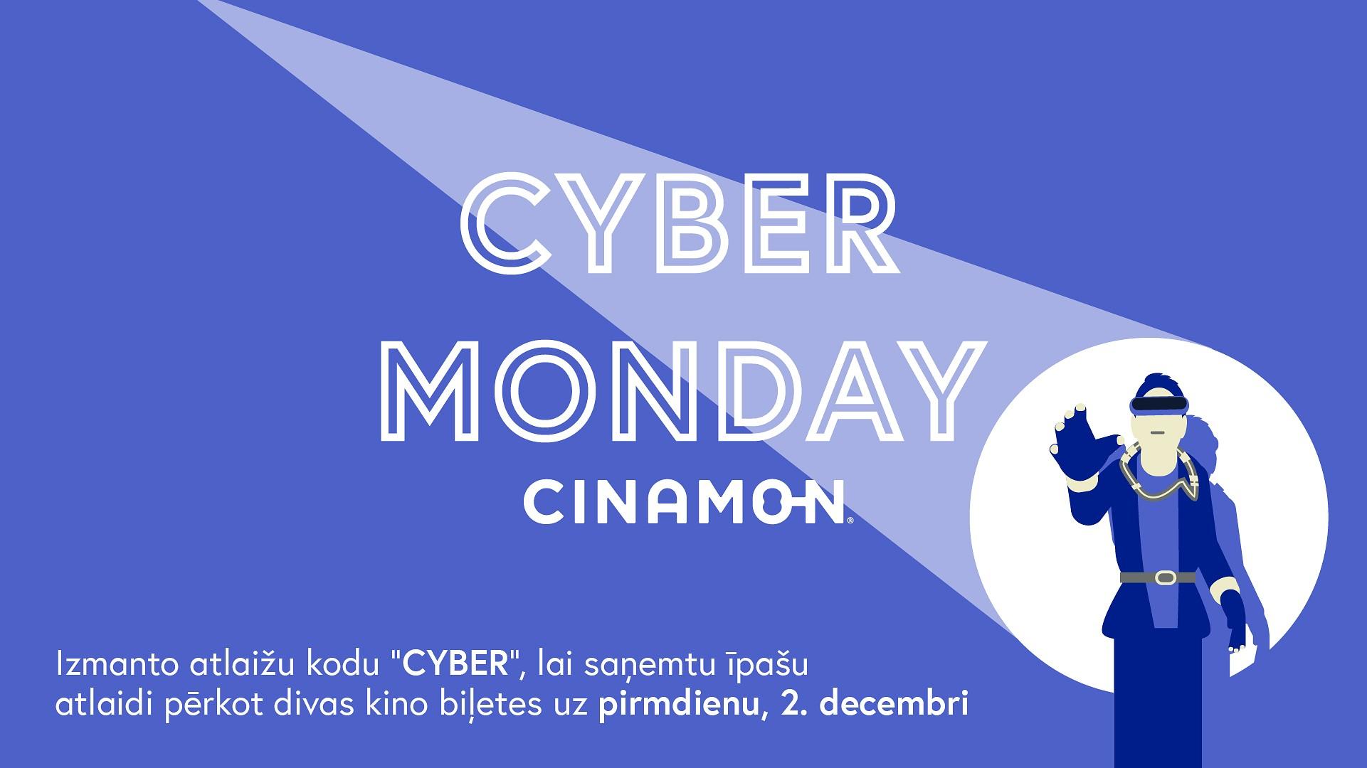 "Akcija ""Cyber Monday""!"