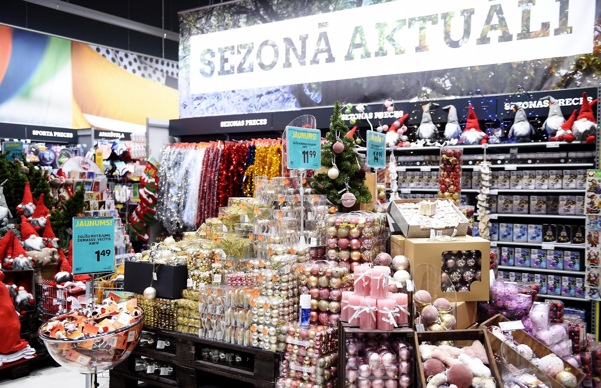 Žurnālistes Lienas Rimkus komentārs: Gatavs nopirkt svētkus