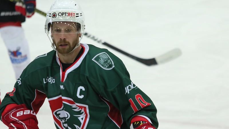 Rezultatīvais Zabis atzīts par Latvijas čempionāta vērtīgāko spēlētāju oktobrī