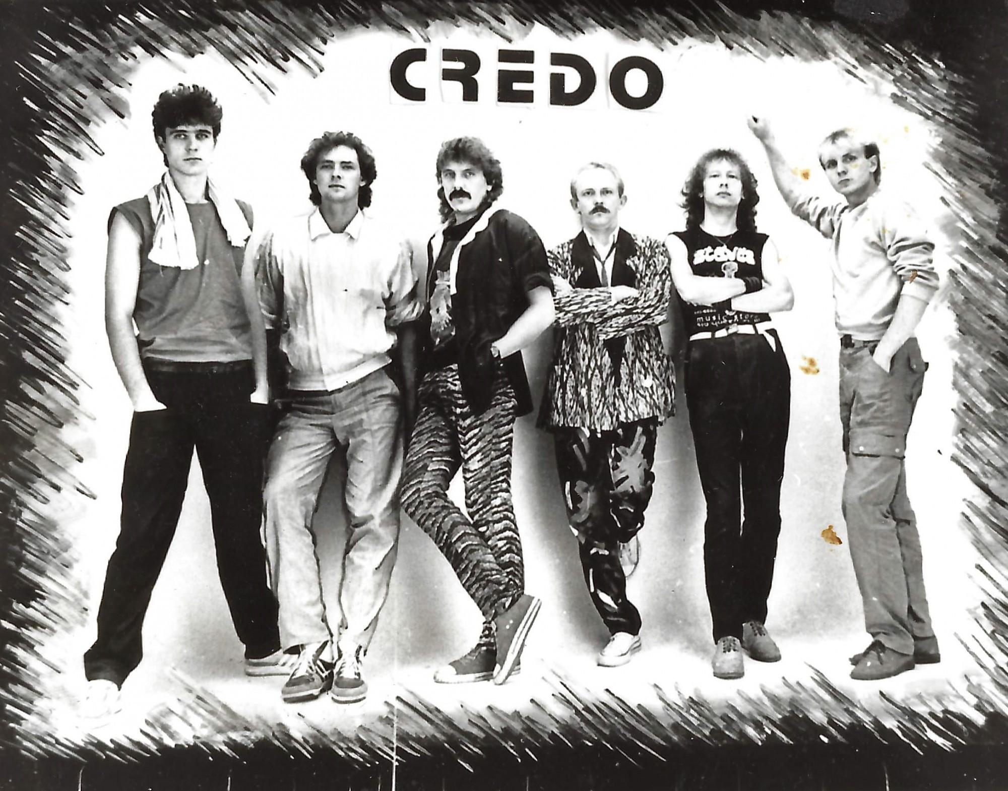 """Muzejā atklās izstādi par leģendāro liepājnieku grupu """"Credo"""""""