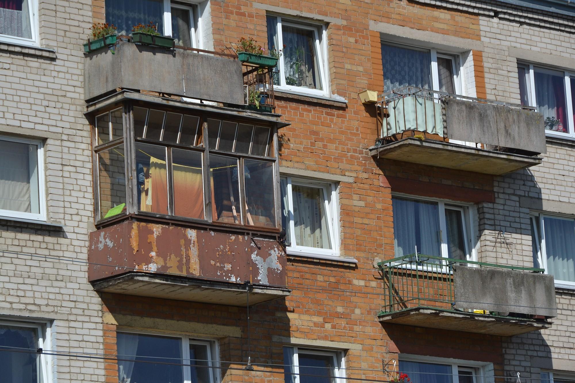 Liepājas pašvaldība izsolīs 66 vienistabas dzīvokļus
