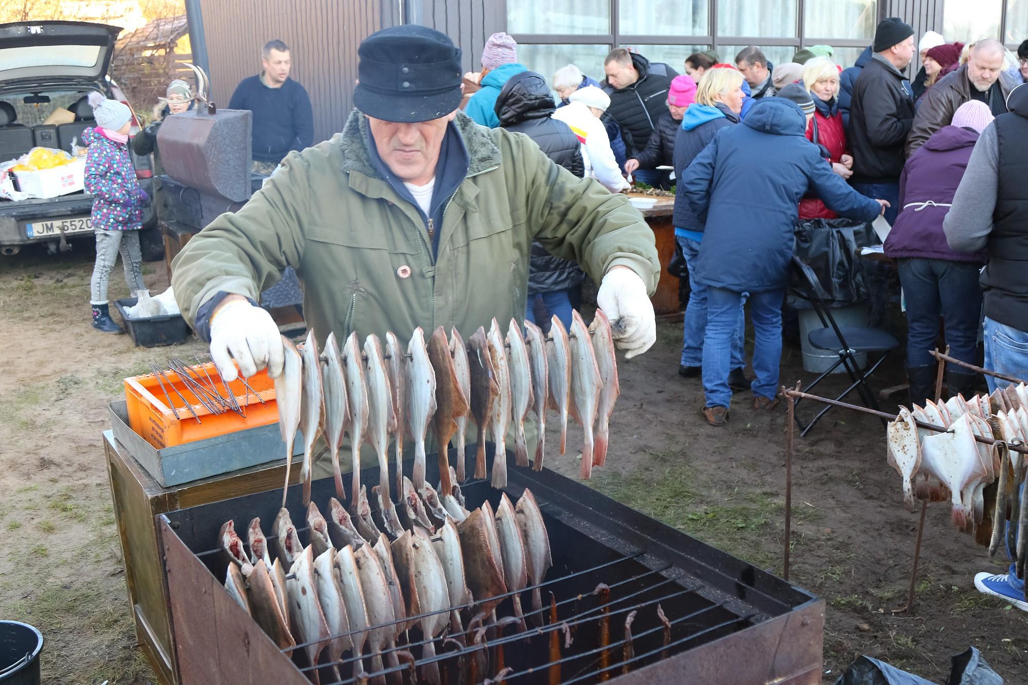 Pāvilostas zvejnieks uzskata, ka ir jāattīsta kvalitatīvāki rīki un jāzvejo ar prātu