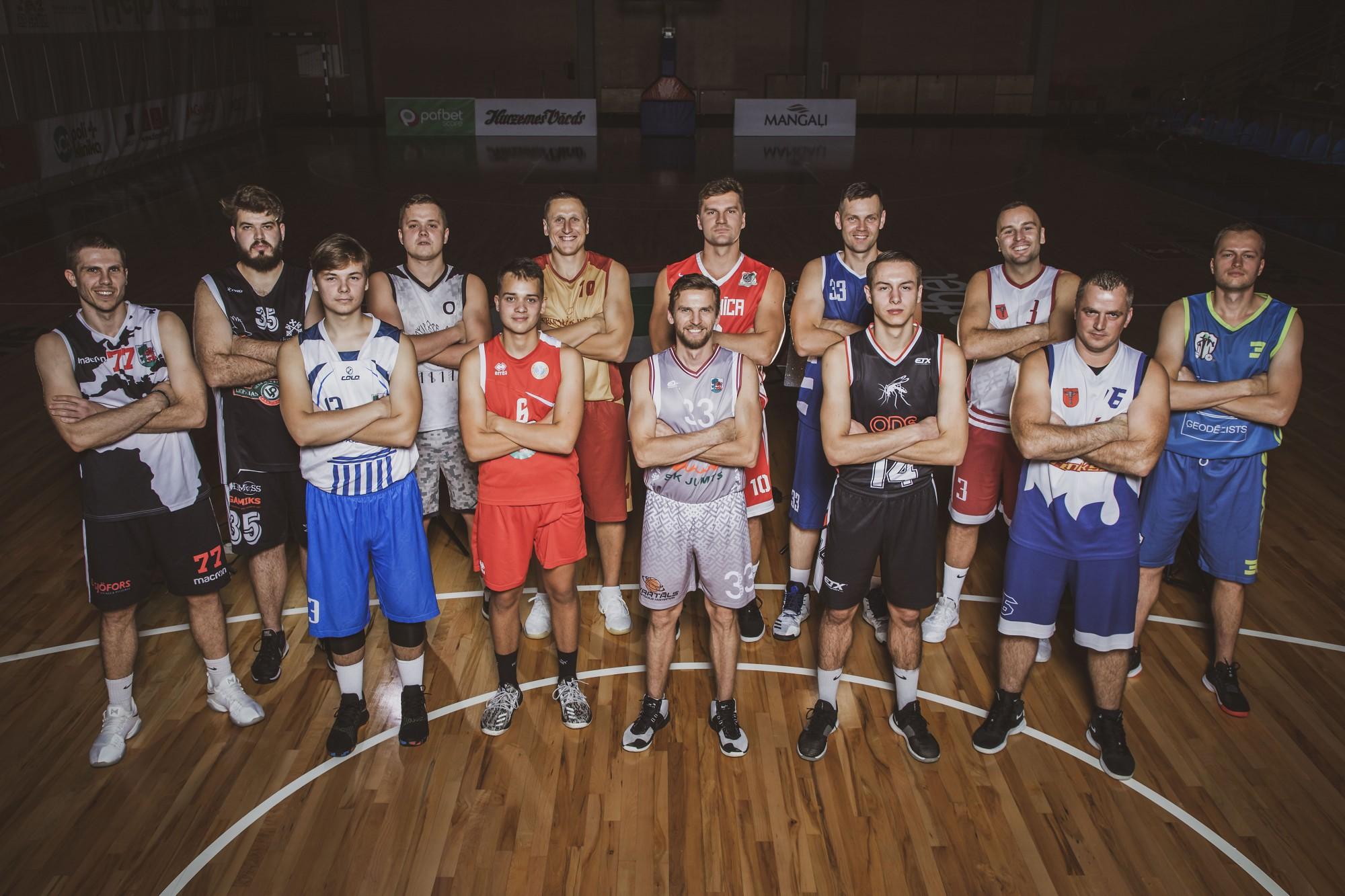 """""""Ģeodēzists"""" un """"Grobiņa"""" atklās pilsētas basketbola čempionāta jauno sezonu"""