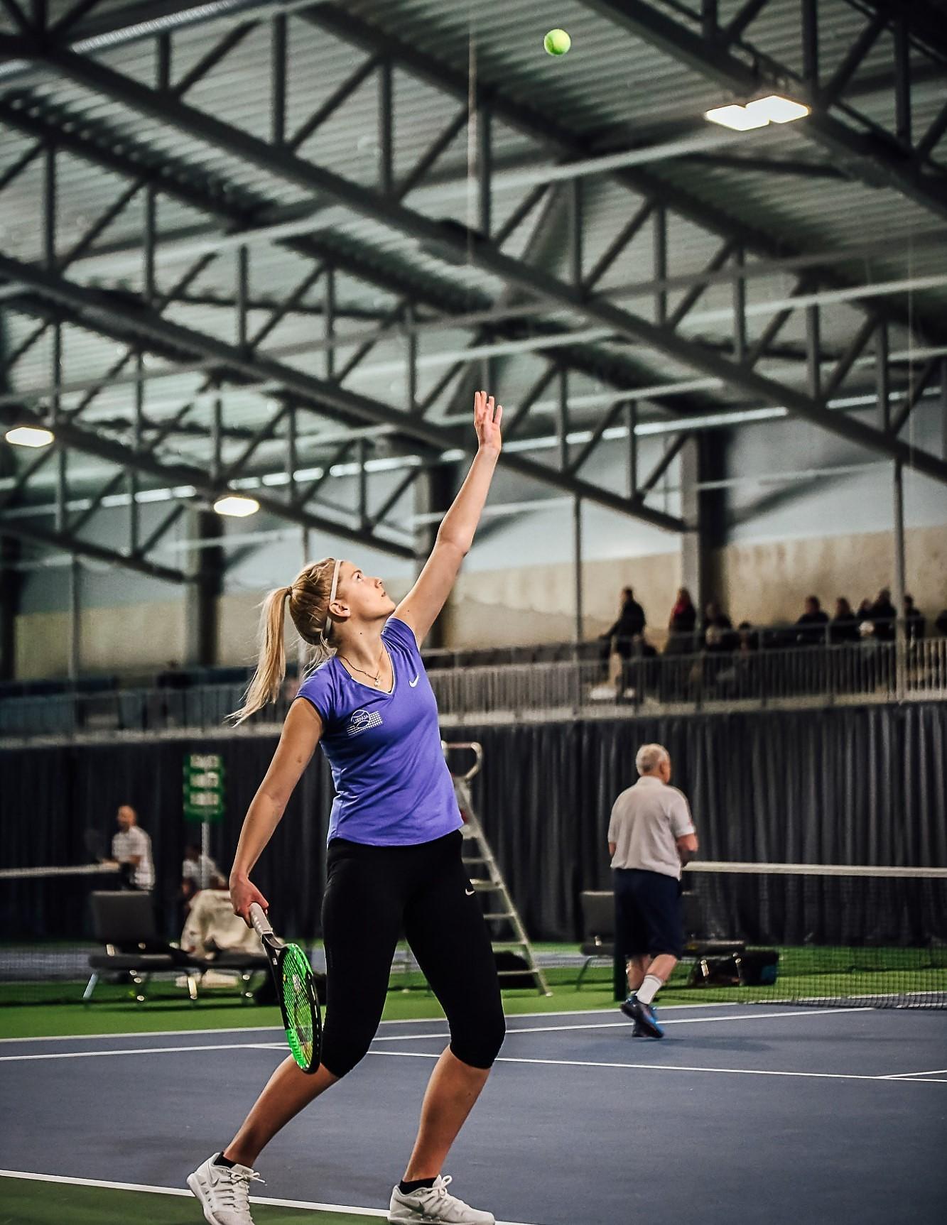 Liepājā notiks starptautiskās ITF tenisa sacensības
