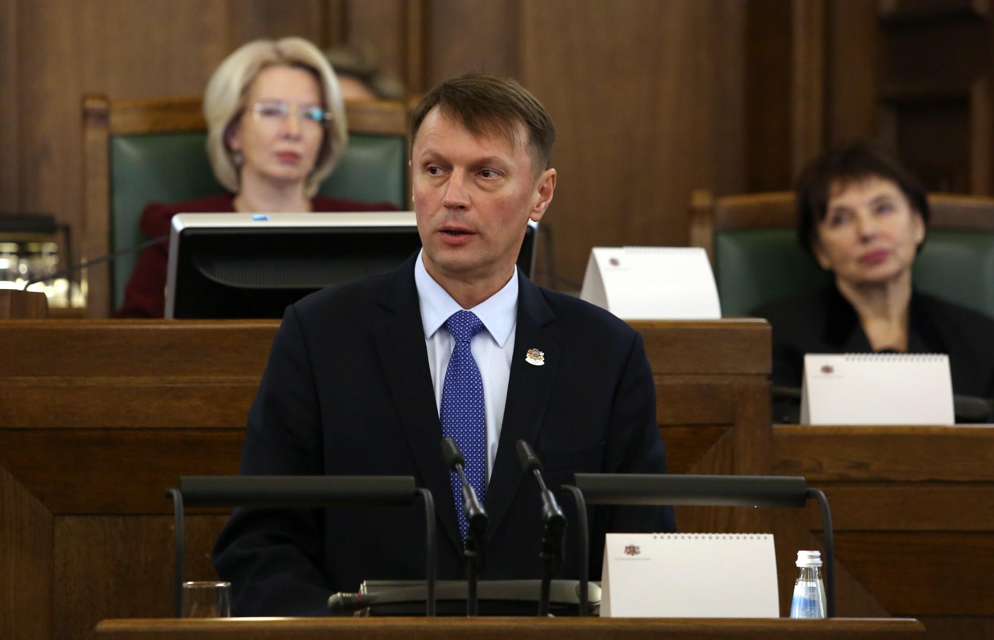 Valdība noraida visus opozīcijas iesniegtos priekšlikumus 2020.gada budžeta projektam