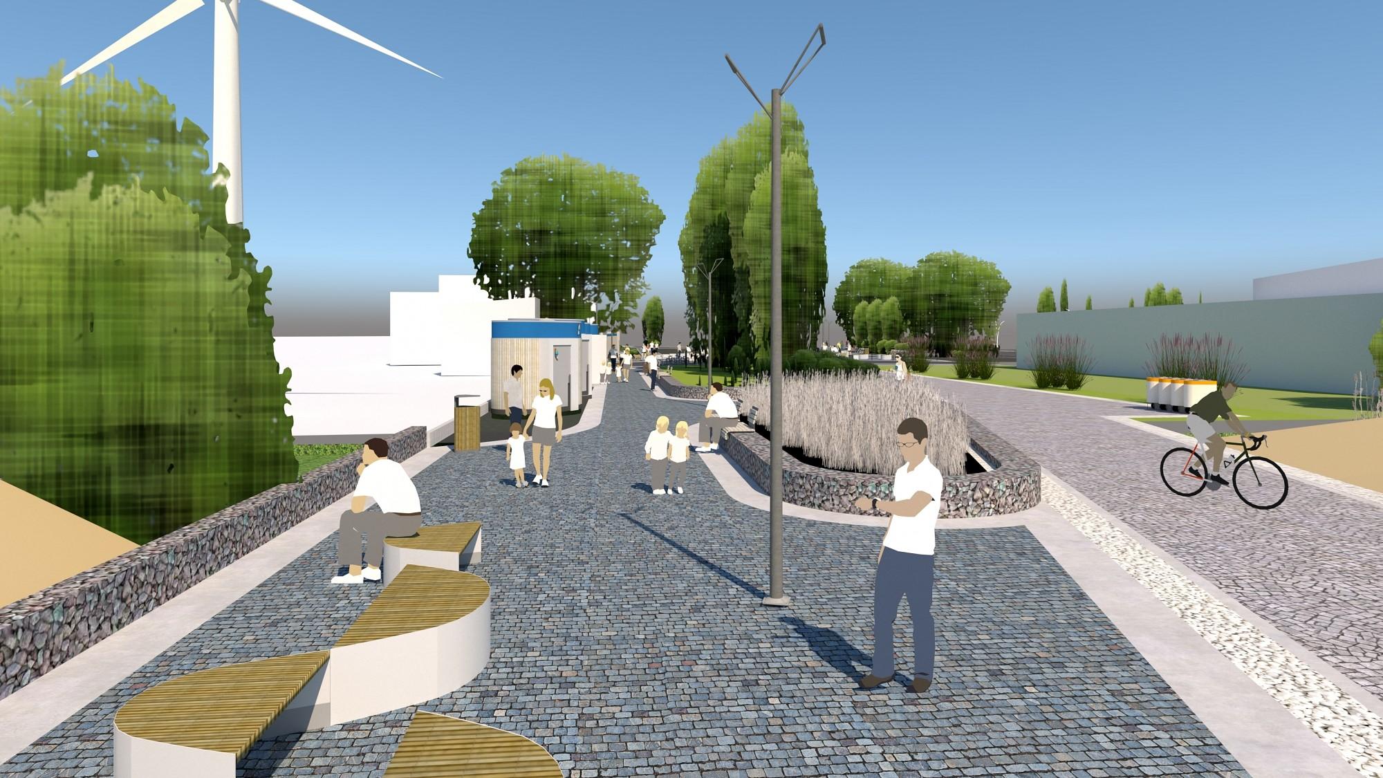 Nākamgad plāno sākt Roņu ielas pārbūvi visā tās garumā