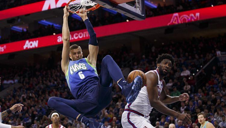 Porziņģis pretendēja uz iepriekšējās nedēļas labākā spēlētāja godu NBA