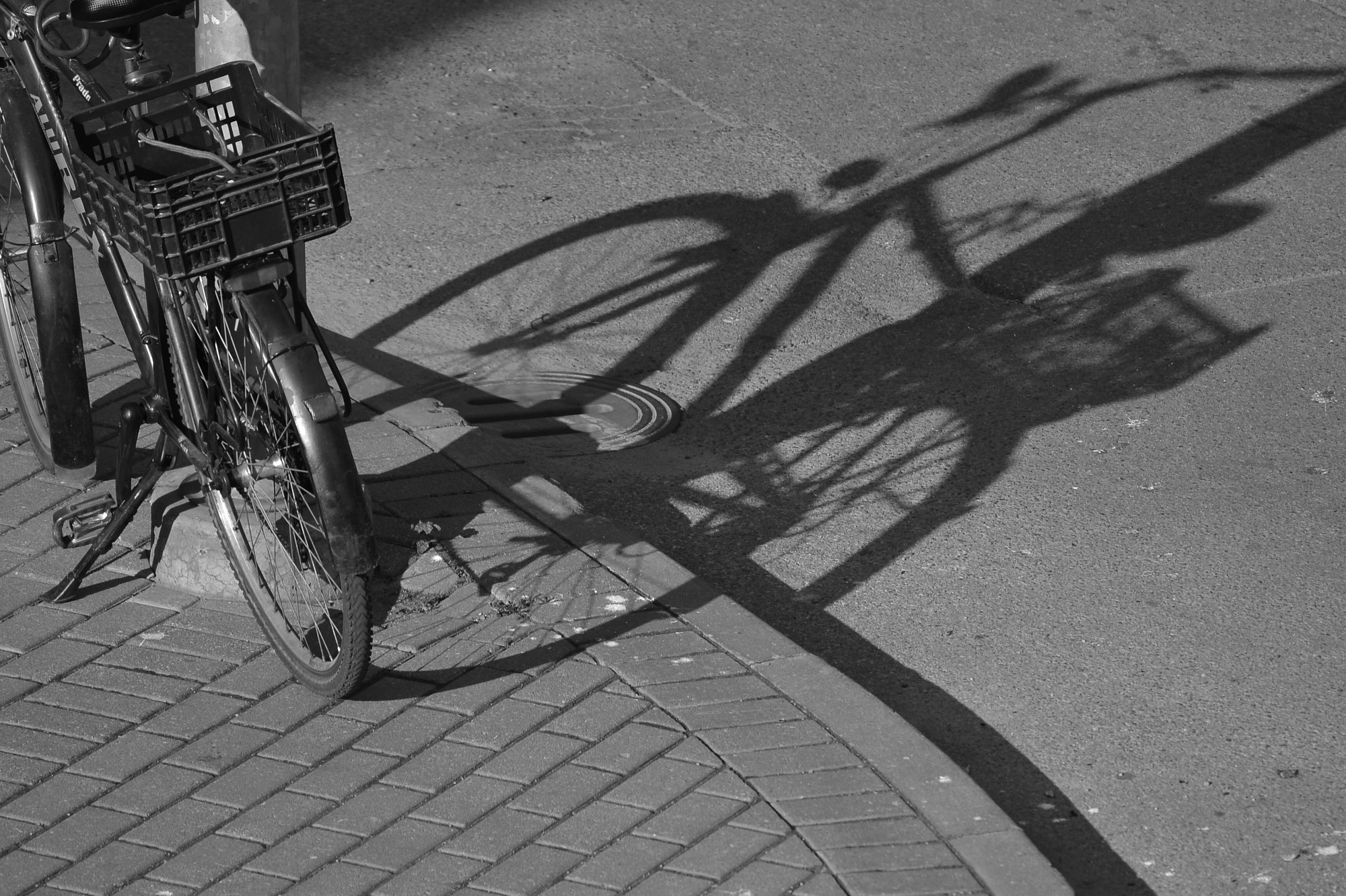 No pagalma nozagts velosipēds
