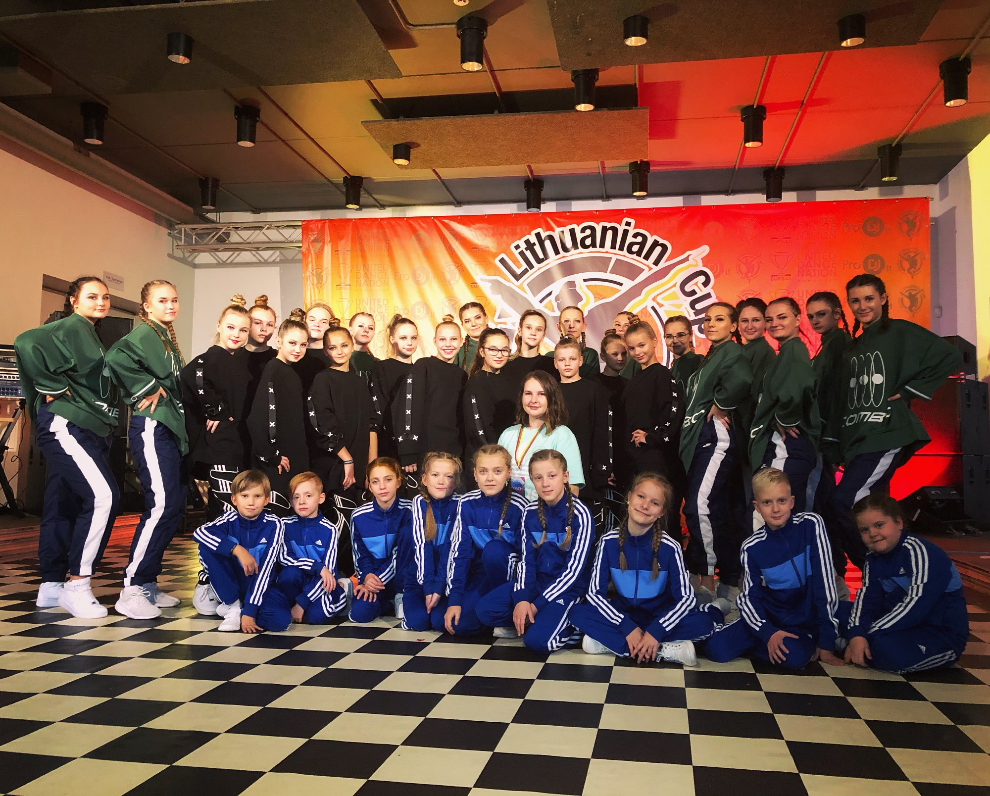 LBJC dejotāji dažādos starptautiskos konkursos izcīna godalgotas vietas