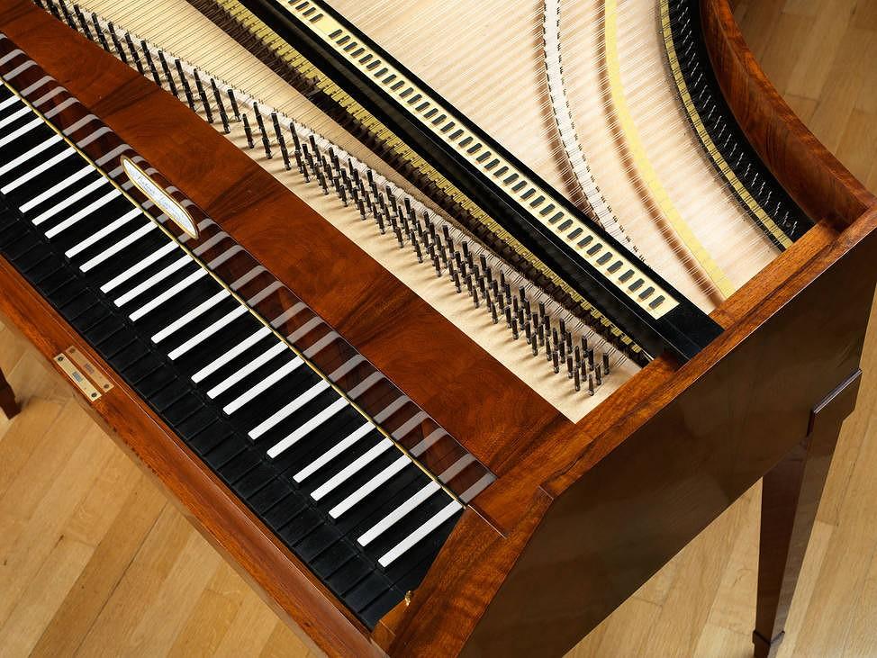 """""""Lielajā dzintarā"""" uz vēsturiskām klavierēm atskaņos poļu klasiķus un Mocartu"""