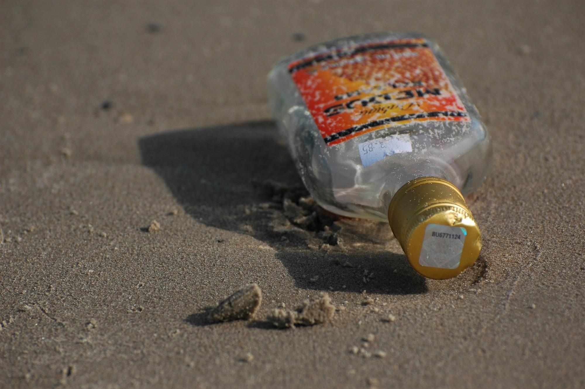 Brīvostas ielā pieķerts dzērājšoferis – 2,41 promiļu reibumā
