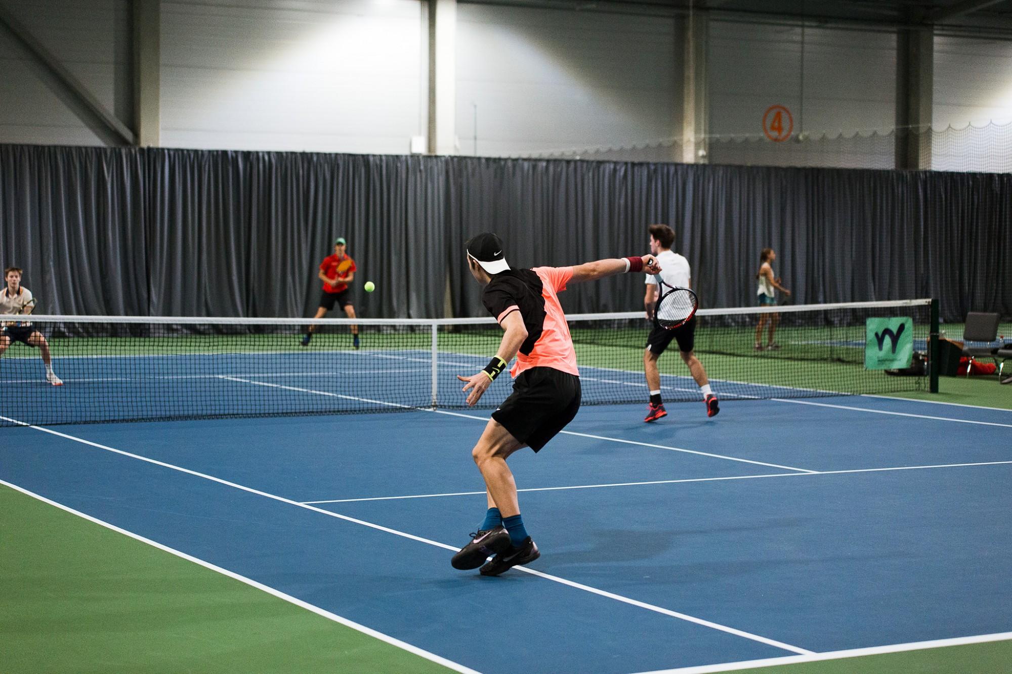 """Liepājā noslēgušās ITF 3.kategorijas sacensības """"Liepaja International by Babolat"""""""