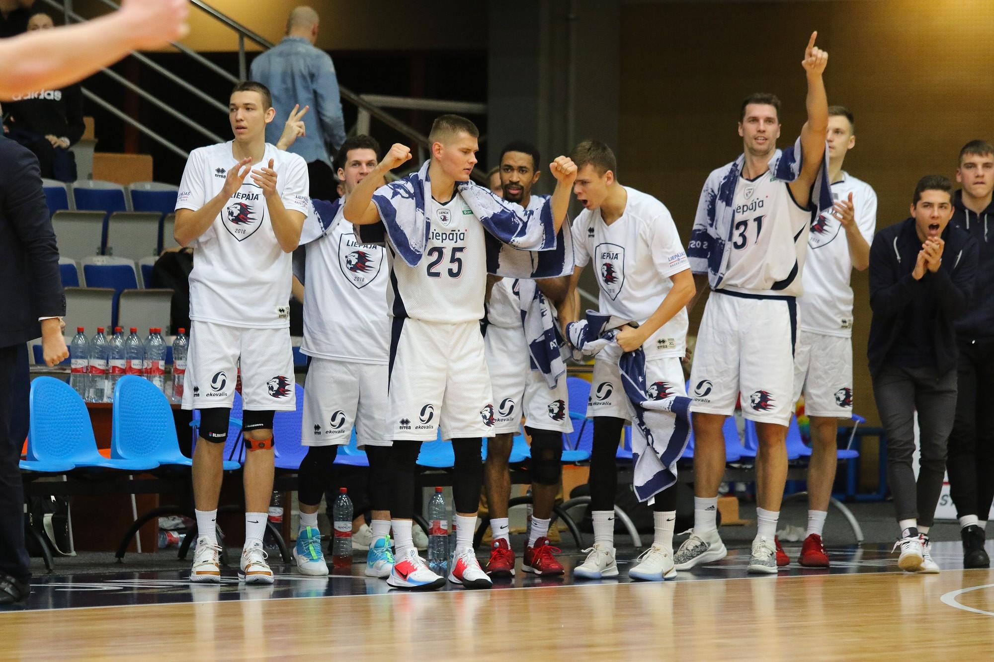Spēle pret Igaunijas čempioniem jau šo svētdien