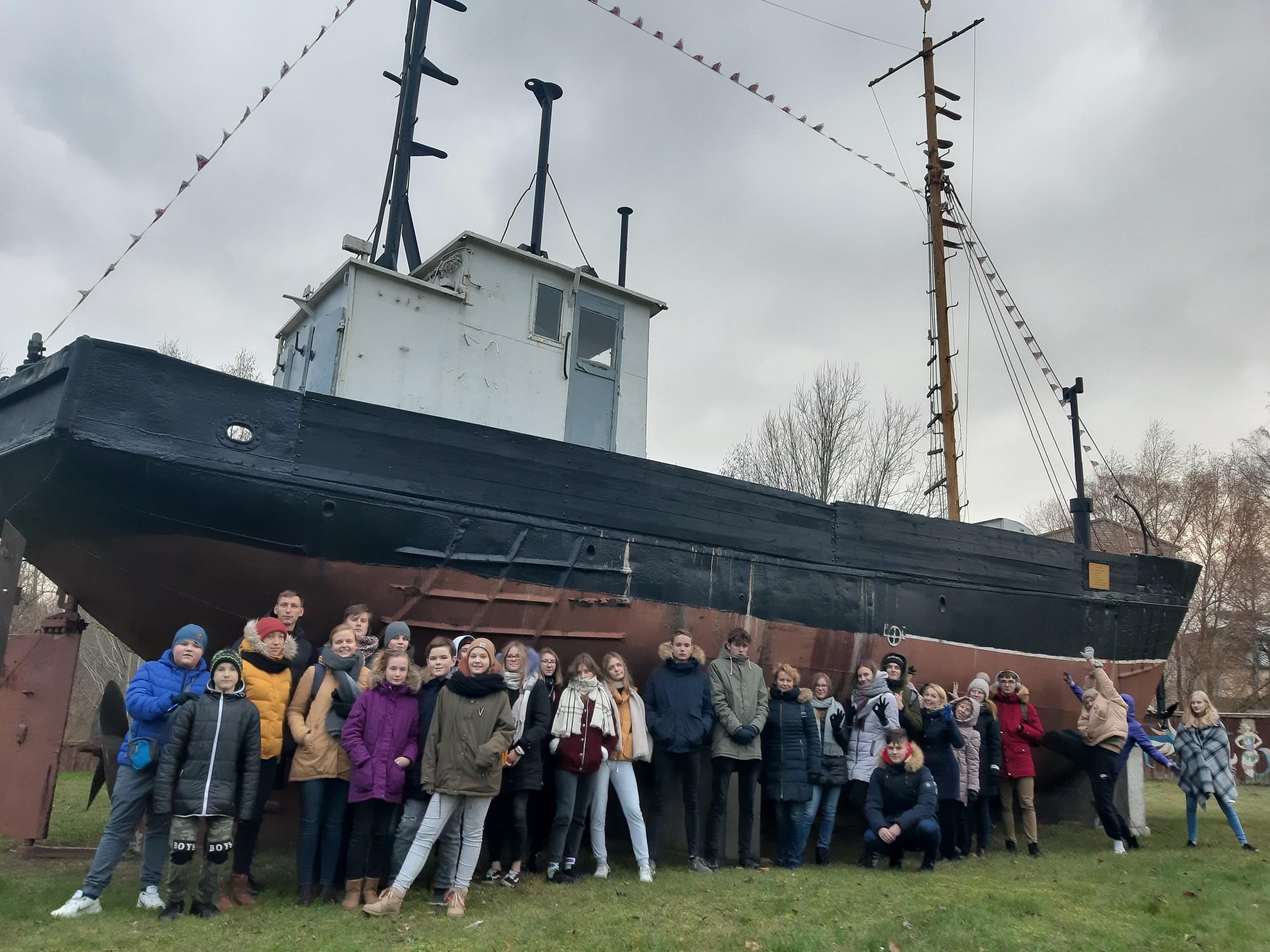 Jaunieši konferencē izzina Baltijas jūras vidi un tās ietekmi uz zivsaimniecību
