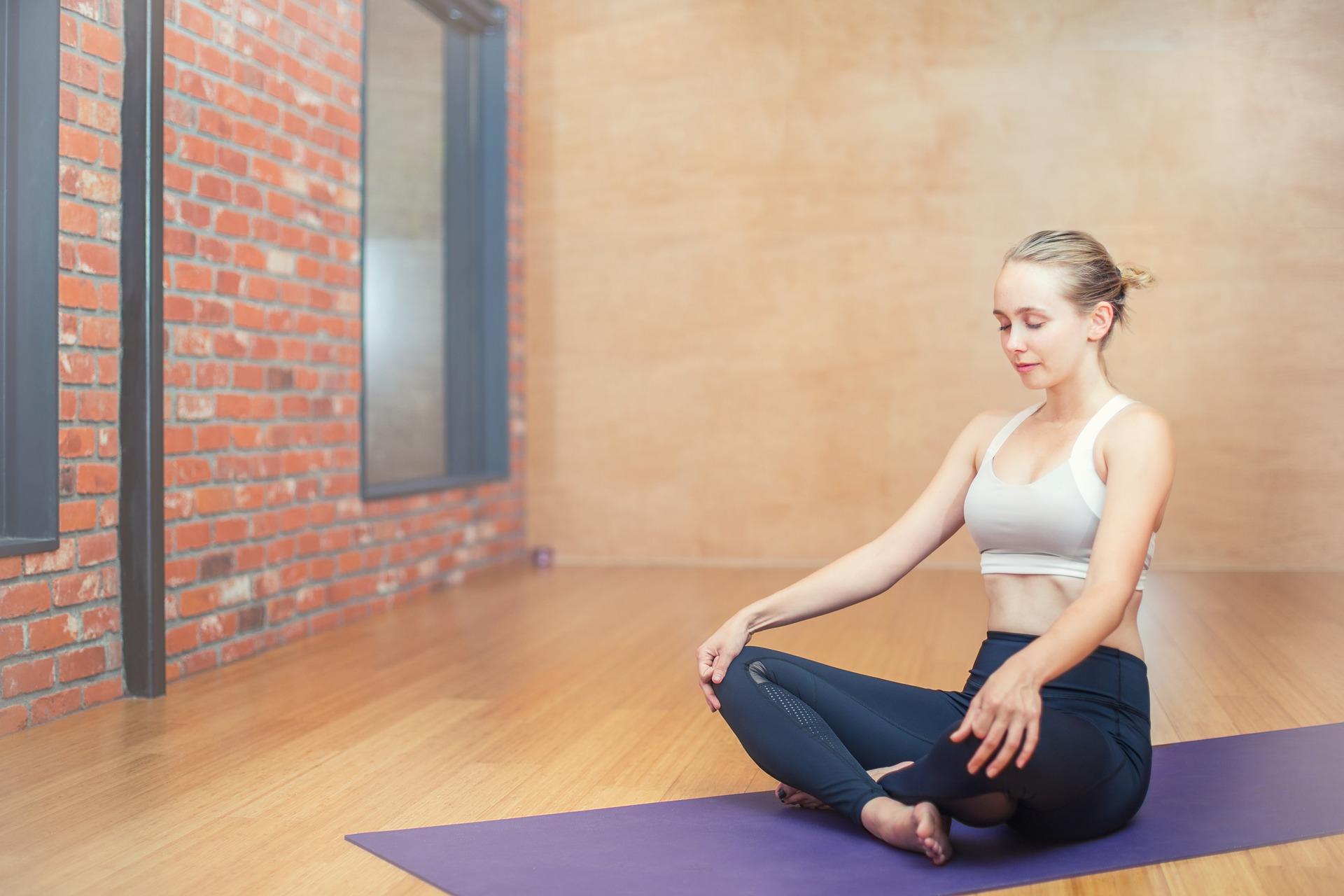 Vienkāršas jogas metodes ikdienai. Elpošana