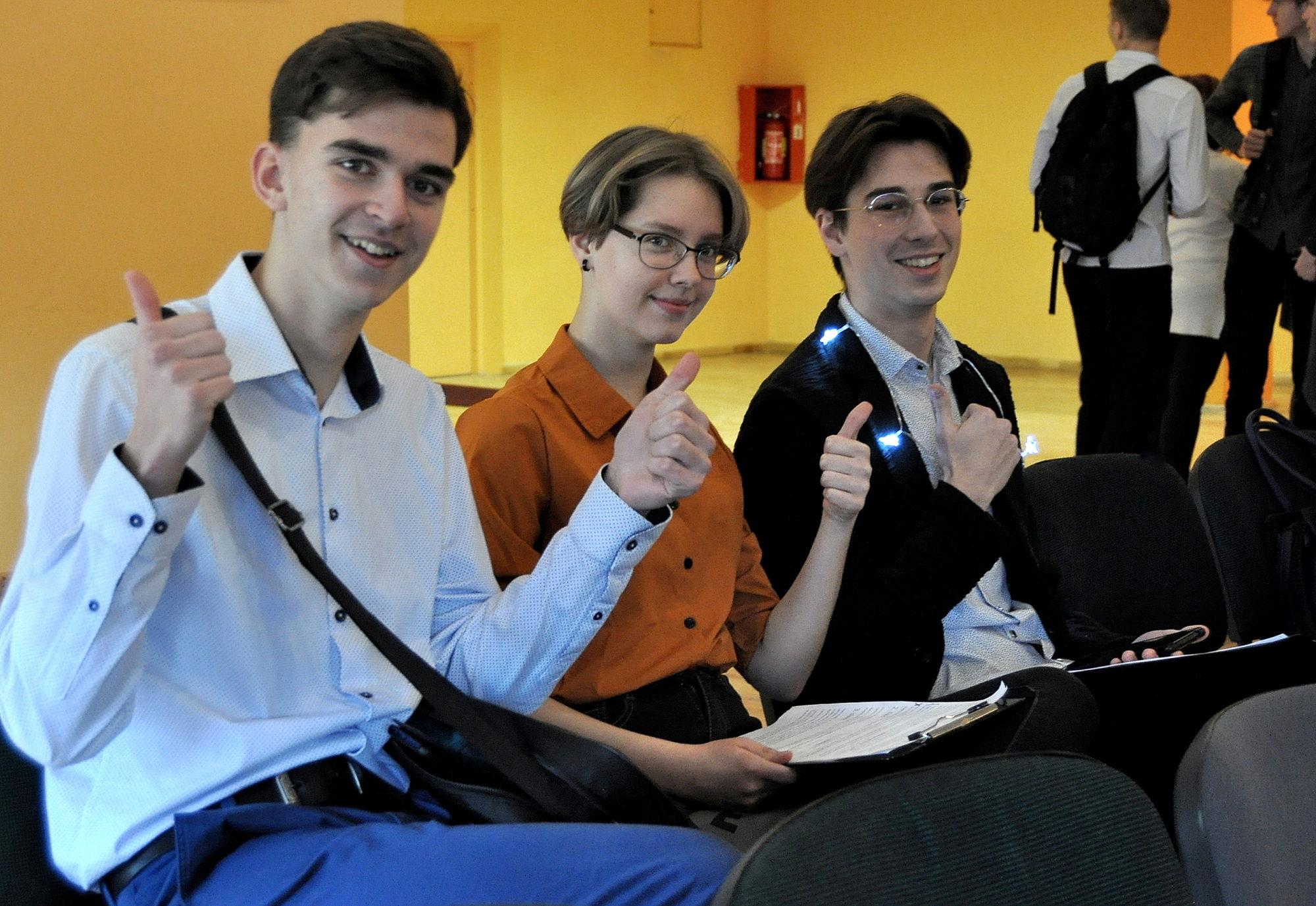 Liepājā norisinājās pilsētas 10.–12. klašu skolēnu zinātniskās pētniecības darbu konference