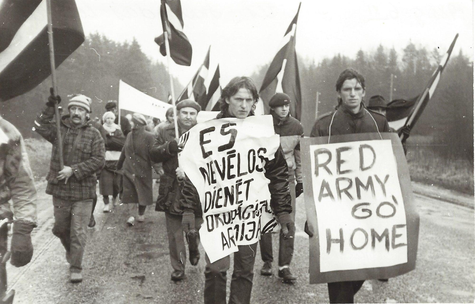 """Jauniešu apvienība """"Tēvzemei un brīvībai"""" aicina uz atceres pasākumu Liepājas muzejā"""