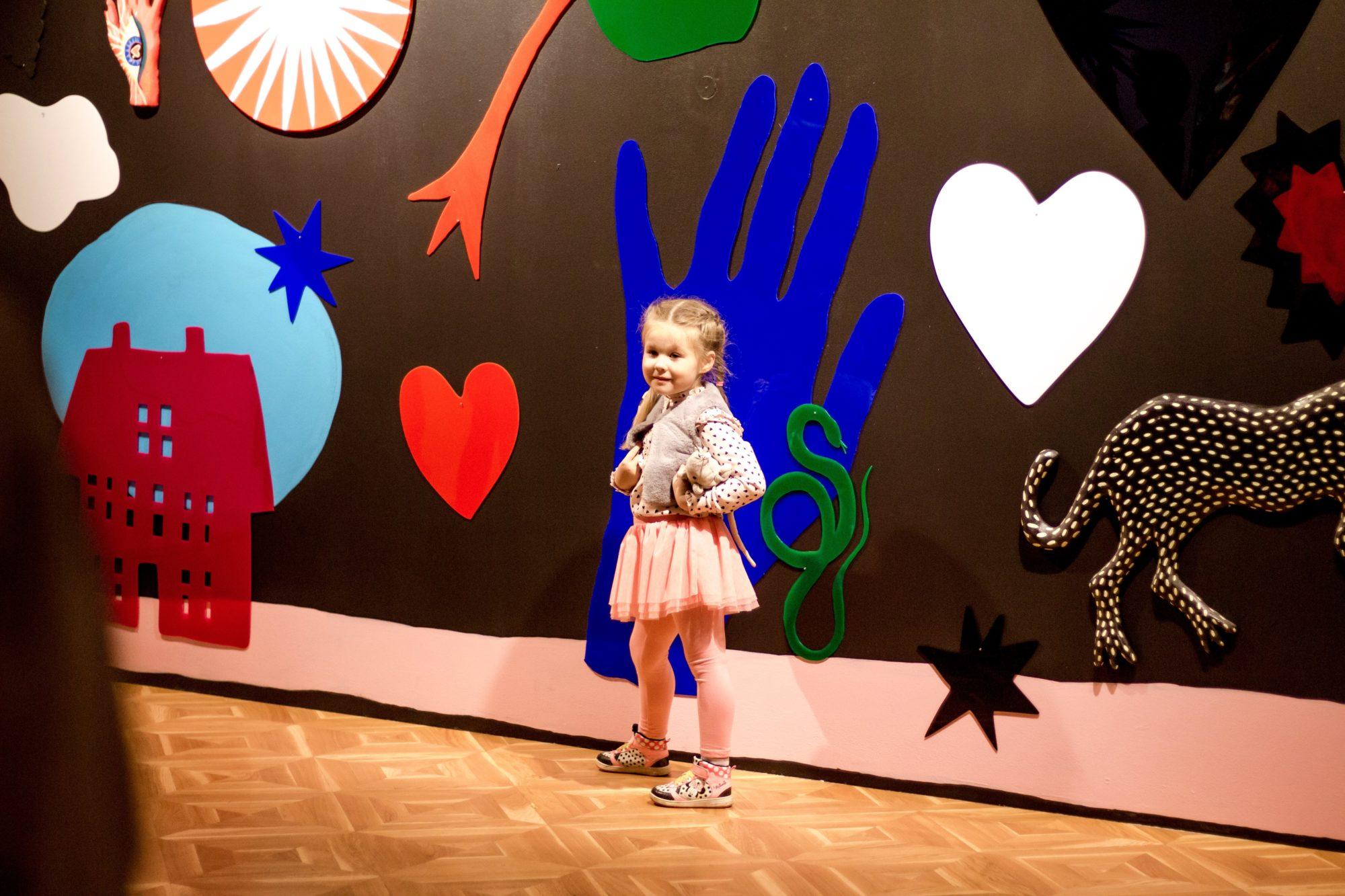 Elita Patmalniece Liepājas muzejā vadīs radošo darbnīcu bērniem