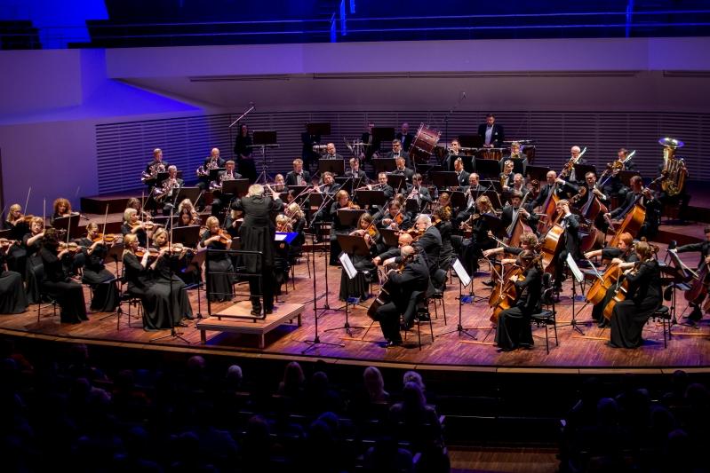 Simfoniskais orķestris pēc lielkoncerta dosies turnejā
