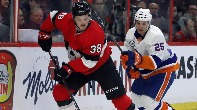 Rezultatīvais Balcers beidzot atgriezies NHL