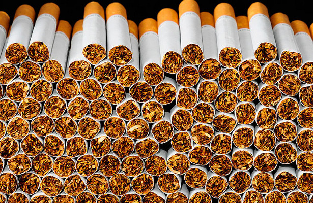Valsts policija Liepājā no nelegālās aprites izņem 33 tūkstošus cigarešu