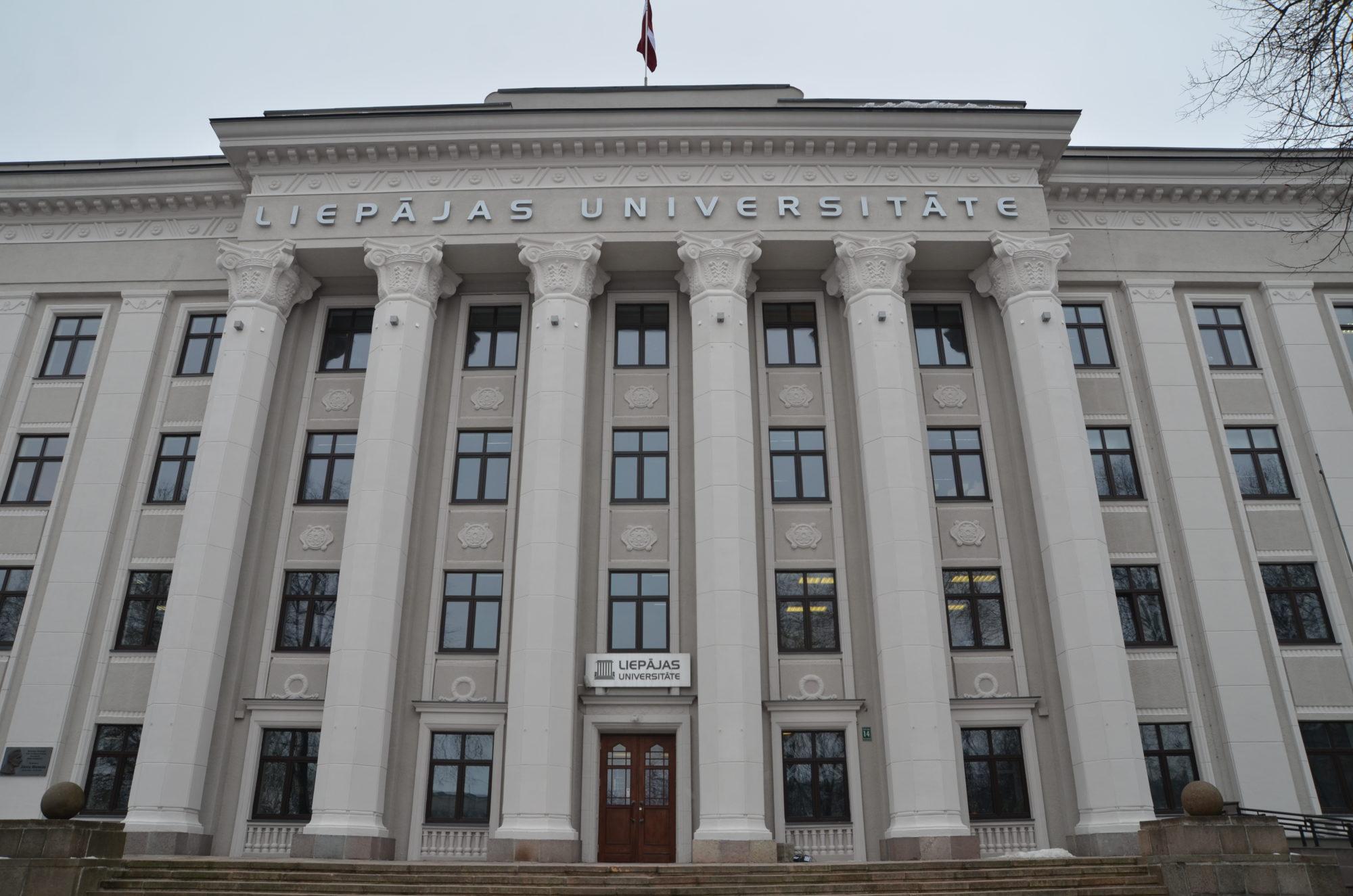 LiepU rektore pārmet ministrijas ziņojuma paviršību